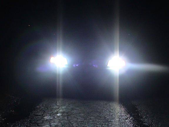 The Dangers Behind Bright Headlights