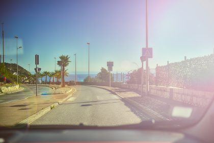 road summer car driving