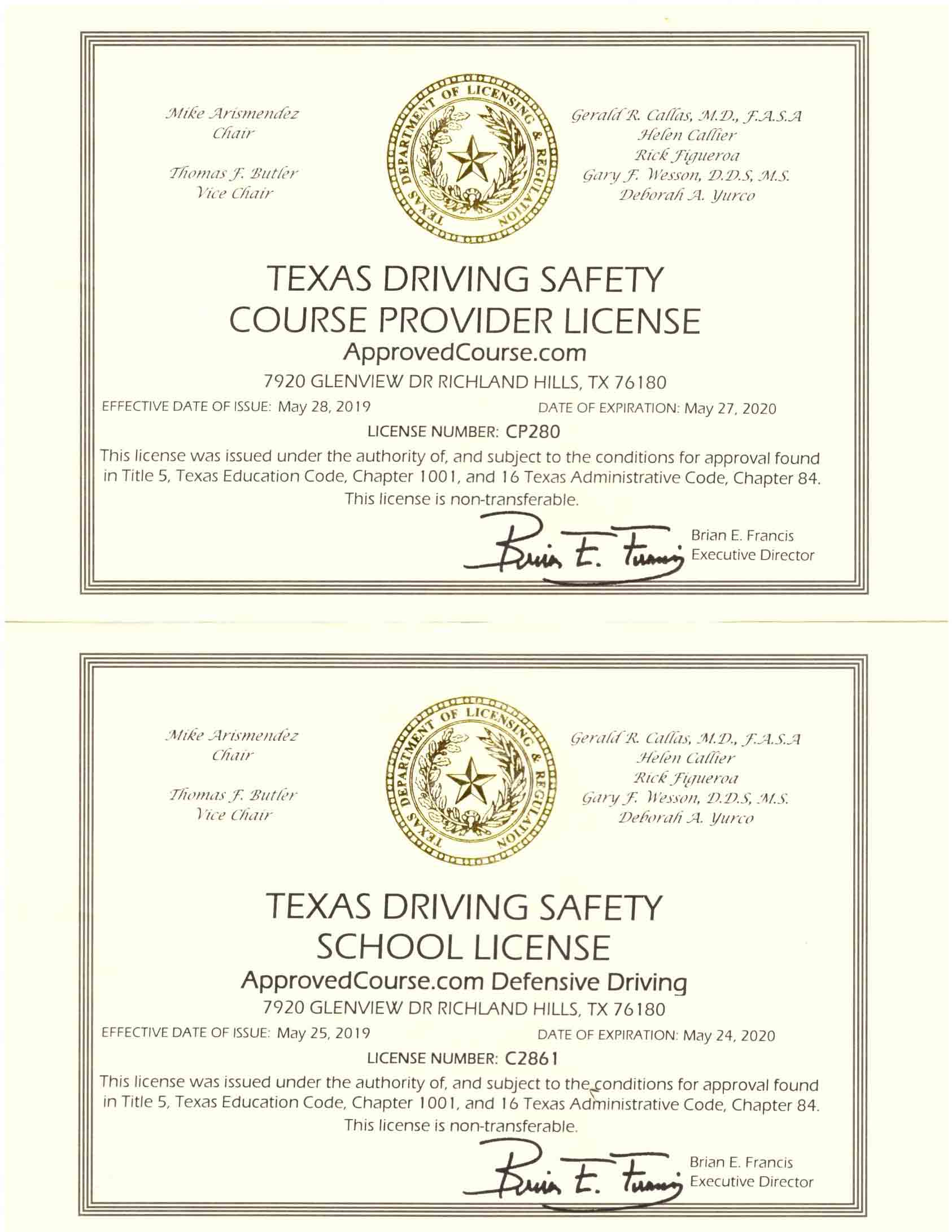 how to get a defensive driving certificate in canada