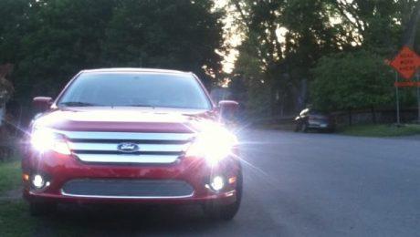 daytime headlights increase safety