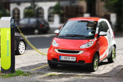 are EV's greener?