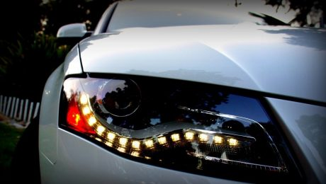 DRL daytime running lights
