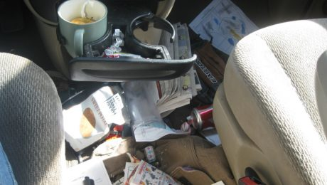 Organize Your Car