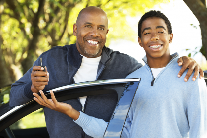 Parent-Taught Driver's Ed