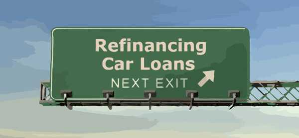 Car finance company refinance