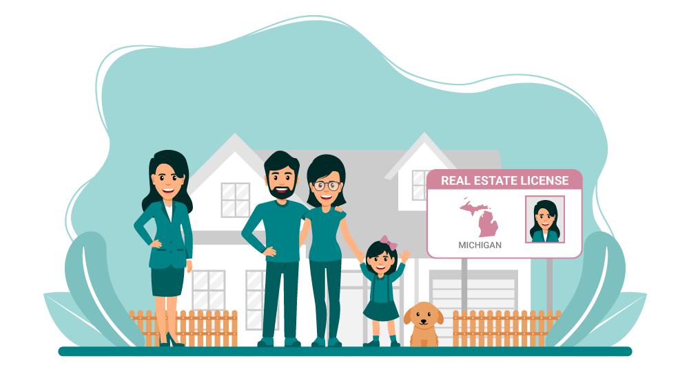 Michigan Real Estate License