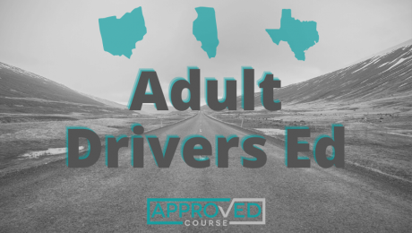 Adult Drivers Ed