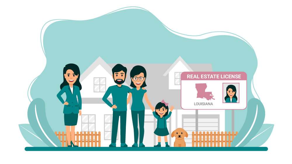 Steps to Getting Your Louisiana Real Estate License