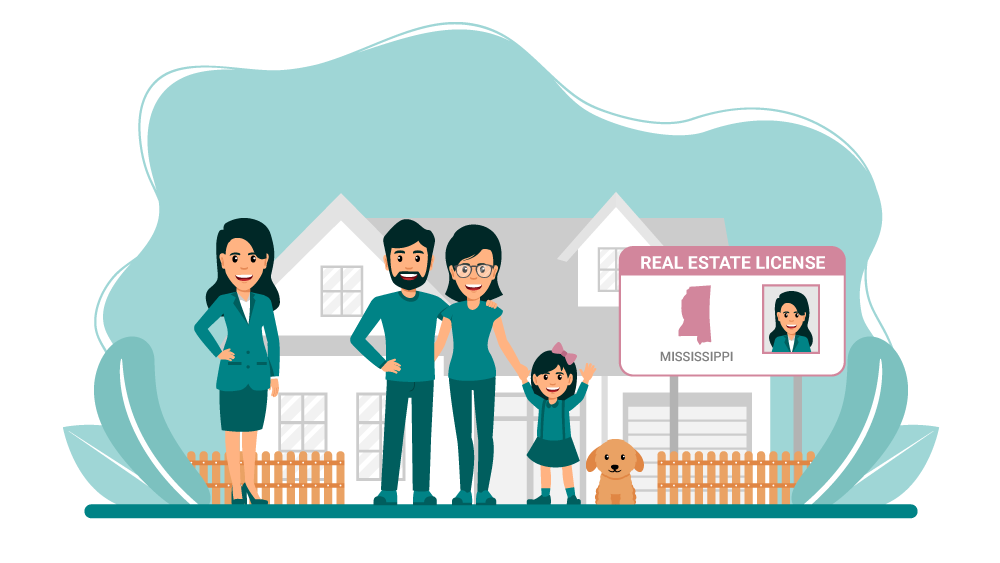 How To Get a Real Estate License in Mississippi