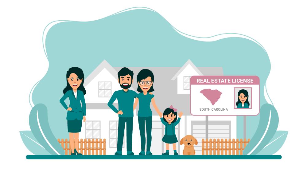 South Carolina Real Estate License
