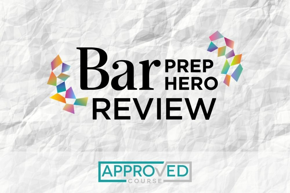 Bar Prep Hero Review: Real Bar Prep with Real NCBE© Exam Questions!