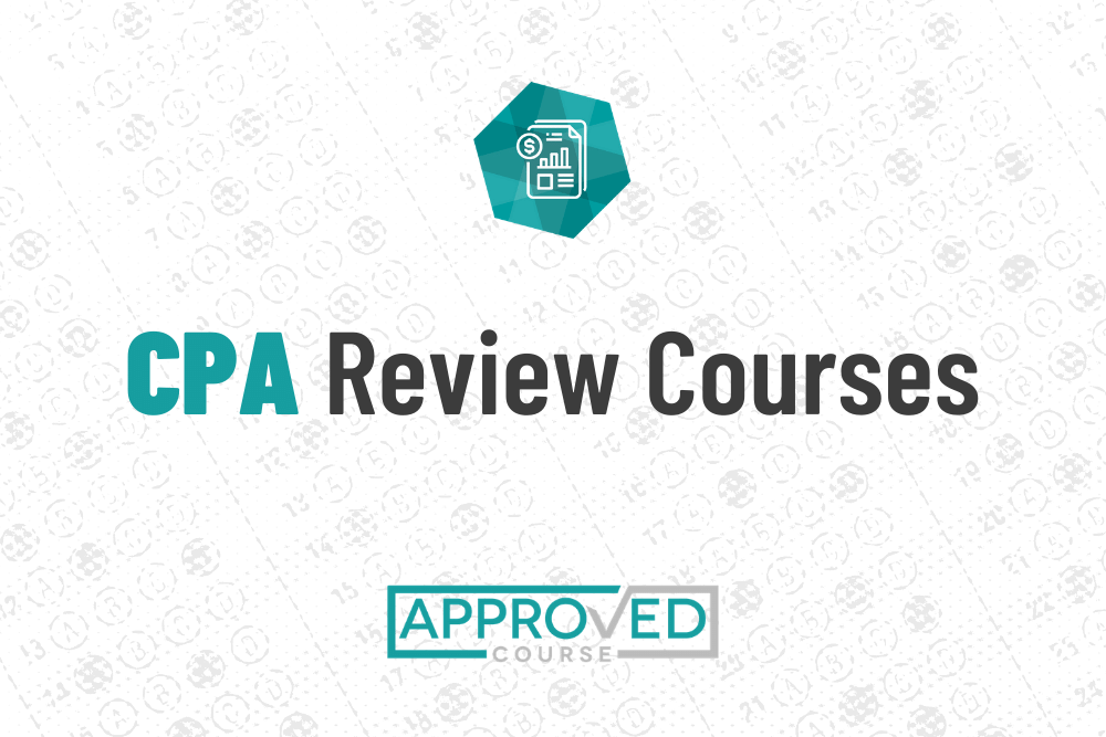 Certified Public Accountant (CPA) Exam Review Courses