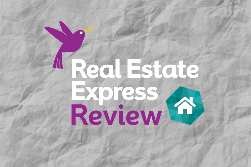 Online Real Estate School Review – Real Estate Express