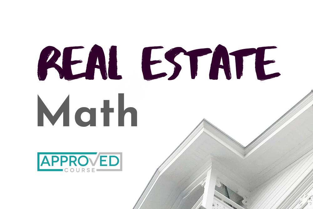 Real Estate Math