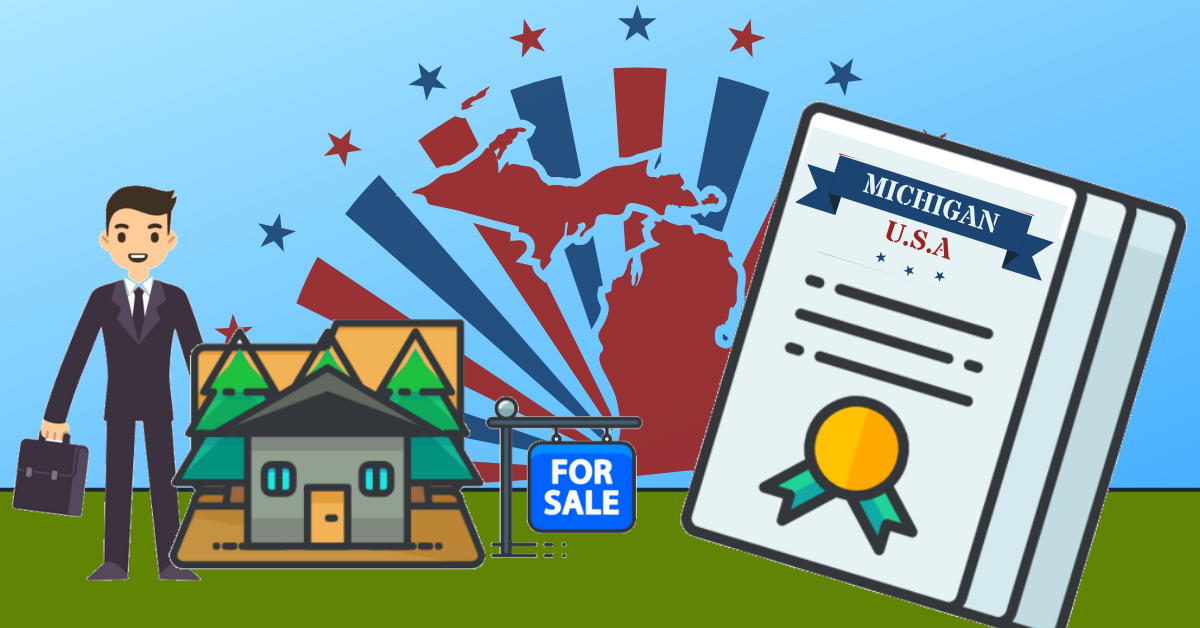 How To Get Your Real Estate License in Michigan