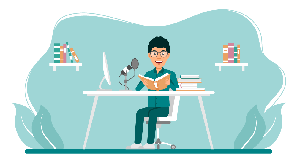 How To Become an Audiobook Narrator