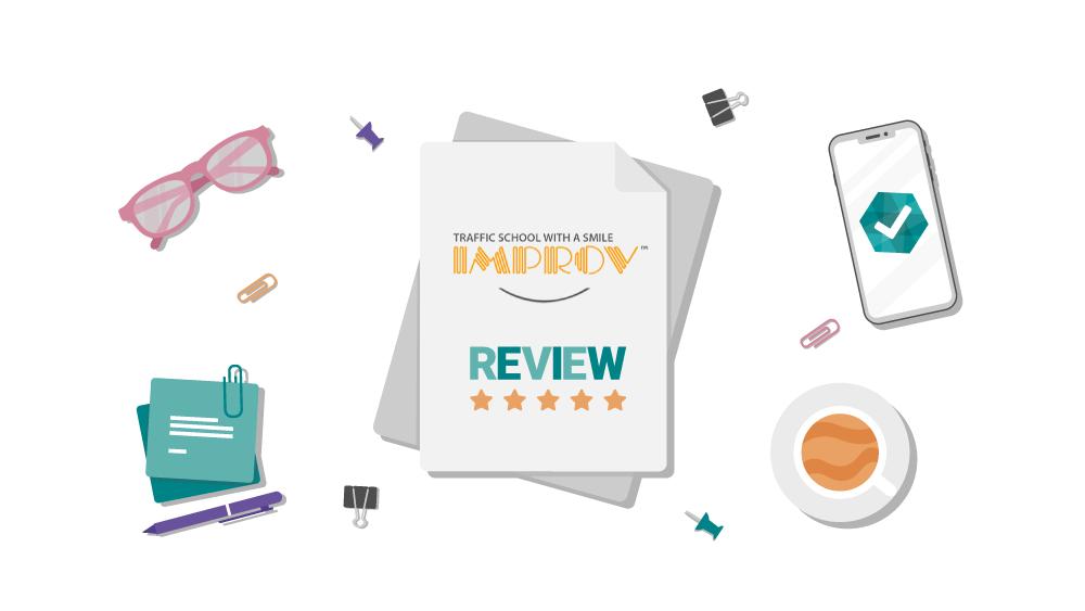 MyImprov Traffic School Review