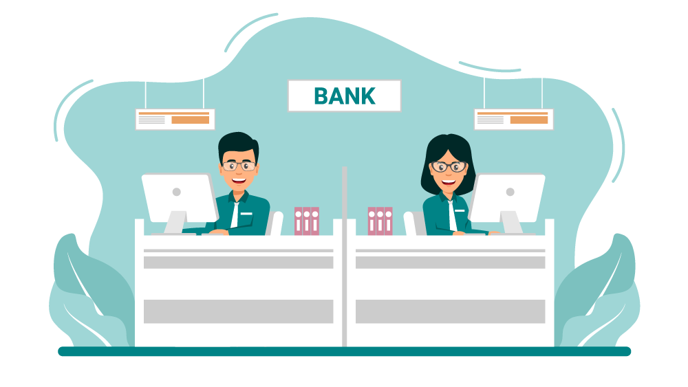 What does a Bank Teller do?